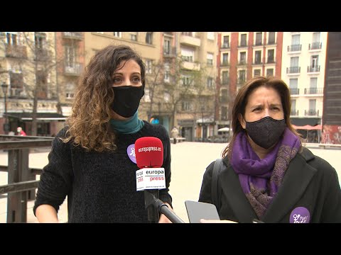 Agrupación feminista carga contra el Gobierno por prohibir marchas en Madrid