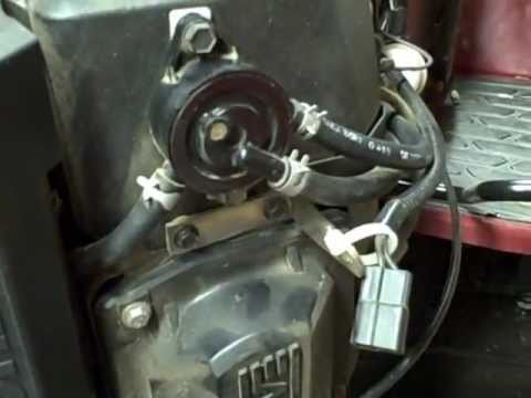 John Deere Gator Electrical Schematic Small Engine Repair Checking A Vacuum Fuel Pump Fuel