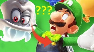 Luigi is CAPPY? A Very DARK Mario Odyssey Theory! (Game Theory