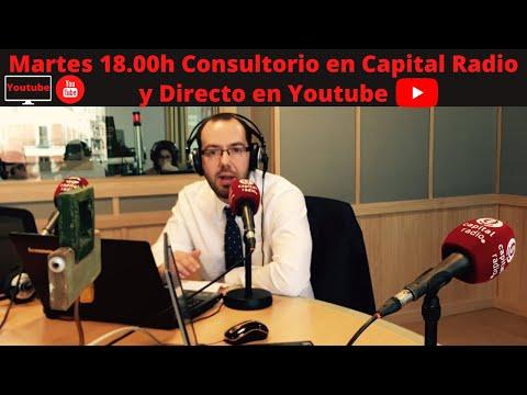 📺 Directo Consultorio de bolsa Capital Radio📻 martes 27 de abril David Galán