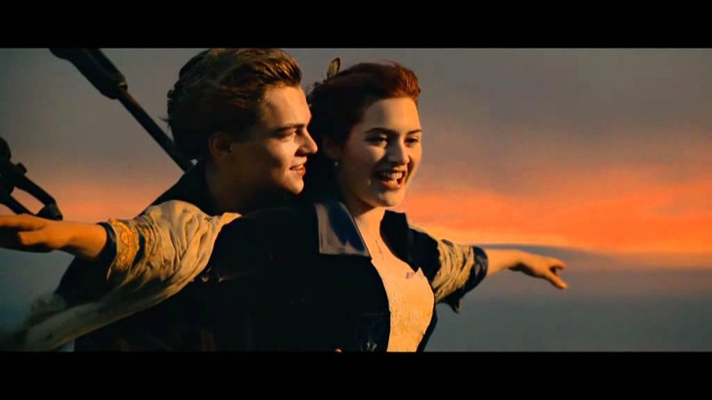 Top Class 3d Wallpapers Titanic 3d Quot I M Flying Quot Clip Youtube