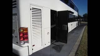 ABC Bus VanHool Luxury Double Deck Motor Coach TD925