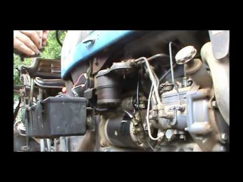 Deutz Parts Diagram Tractor Surging How To Change The Fuel Filter Youtube