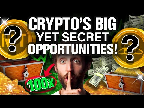 The BIGGEST Yet UNKNOWN Opportunity in Crypto (Max Gains!)