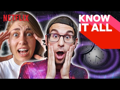 Everything You Need To Know About Time Travel (feat. Vsauce3) | KNOW IT ALL | Netflix