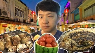 Bangkok Thailand NIGHT MARKET Food Tour - ASIATIQUE The Riverfront