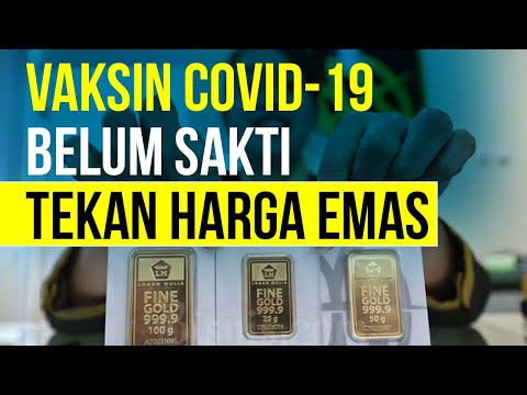 Pekan Ini, Harga Emas Masih Nangkring di Rp1 juta
