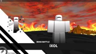 Adventure Forward 2: Points of Conflict Ixol Battle