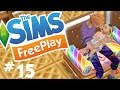 The Sims FreePlay - Where are the Constructor Coins?? - Let's Play Part 15