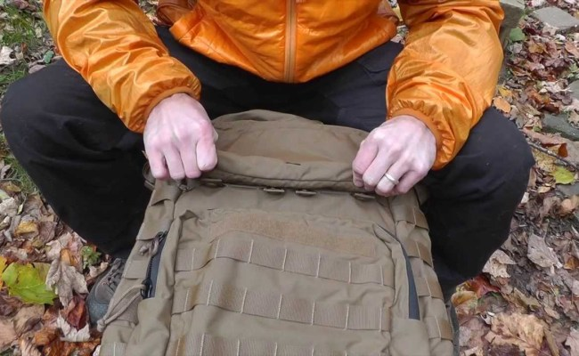How To Attach To Pals Webbing Molle The Outdoor Gear