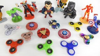 My New Fidget Spinners Collection fun for kids