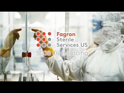 Fagron Sterile Services US (FSS) Delivers Pharmaceutical Innovation in Sterile Topical L.E.T. Gel