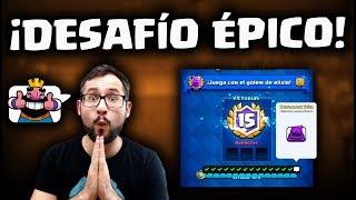¡GOLEM DE ELIXIR, SU EMOTE Y MIL RECOMPENSAS, GRATIS! | Malcaide Clash Royale
