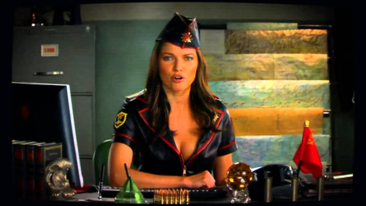 Command And Conquer Wallpaper Girl C Amp C Red Alert 3 Dasha Fedorovich Cutscenes Youtube