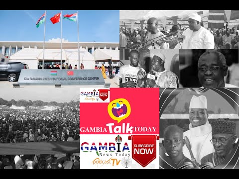GAMBIA TODAY TALK 11TH JANUARY 2020