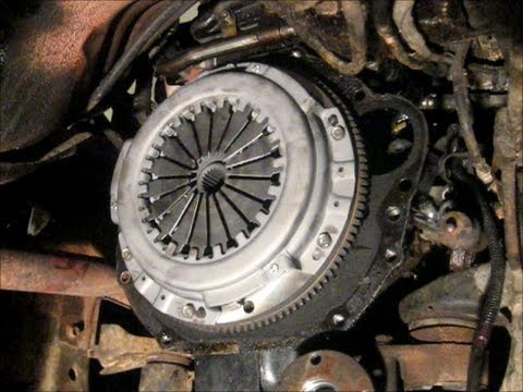 2005 Toyota Tacoma Engine Diagram Toyota Pickup Clutch Replacement Part 2 Of 3 Youtube