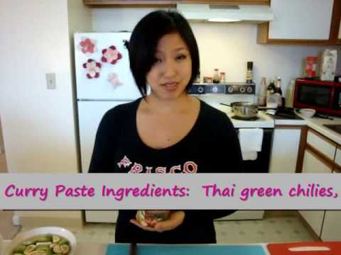 Green Curry 1 old version  Hot Thai Kitchen  YouTube