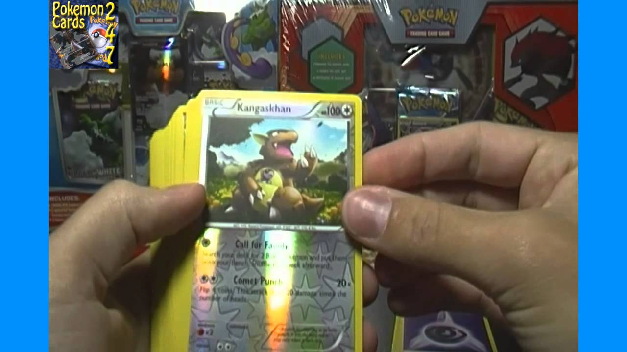 Pokemon Red Genesect Collection Opening With Deck And 2
