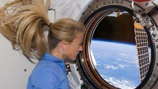 Bir Astronotun GÜNLÜK Yaşantısı - (Yaptığı 15 TUHAF Şey)