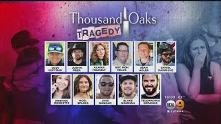 Vigils Held For Victims Of Thousand Oaks Mass Shooting