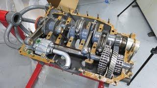 Engine Rebuild Part 1: Short Block. 1969 Porsche 911T. The Canary Files.