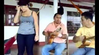 Milena Benites- La caimana que ronca