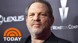 Harvey Weinstein Gets Slammed By Jennifer Lawrence And Other Stars | TODAY