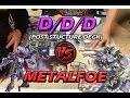 Yu-Gi-Oh D/D/D Vs Metalfoes - Full Match (January 2017)