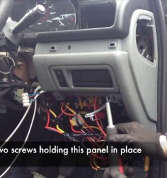 bsi removal peugeot 406 youtube peugeot 207 cc fuse box diagram 2012 peugeot 207 fuse box [ 1280 x 720 Pixel ]