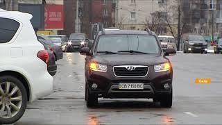 Авто на еврономерах не выпустят за границу без уплаты штрафов