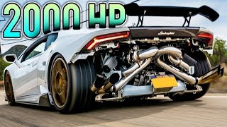 Craziest TURBOS You'll EVER SEE!! GTR's Huracan's Supra's 2000whp Flutters and BOV's #BoostLust