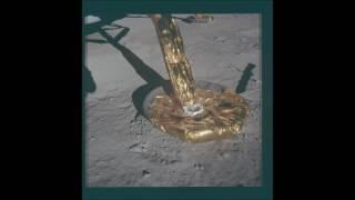 Apollo 11 Gerçek Ay Resimleri