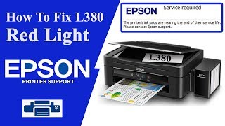 Epson L380 Resetter | And More Resetters Available Here    Free