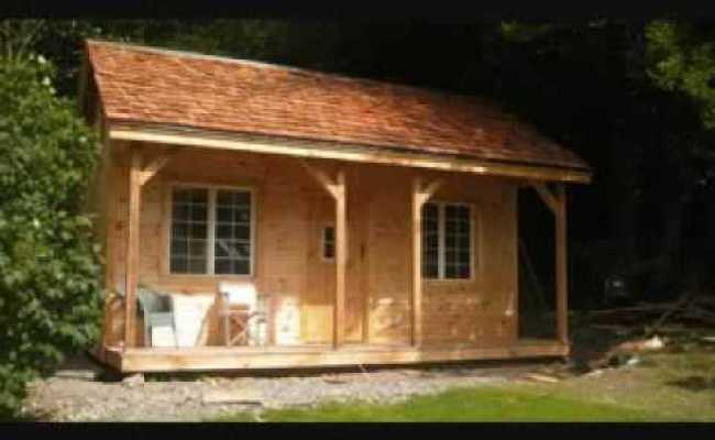 Jamaica Cottage Shop 16x20 Vermont Cottage Kit Youtube