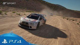 Gran Turismo Sport   Gameplay Trailer   PS4