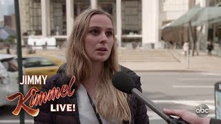 We Tell New Yorkers Donald Trump Bought Lincoln Center