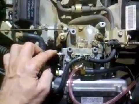 john deere 445 wiring diagram lennox heat pump thermostat 2003 kawasaki mule 3000 - carburetor problem, any ideas?? youtube