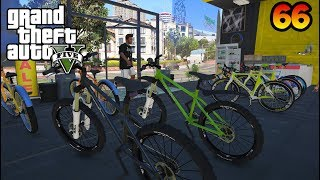 Beli Sepeda Gunung Buat ? ... (66) - GTA 5 REAL LIFE MOD