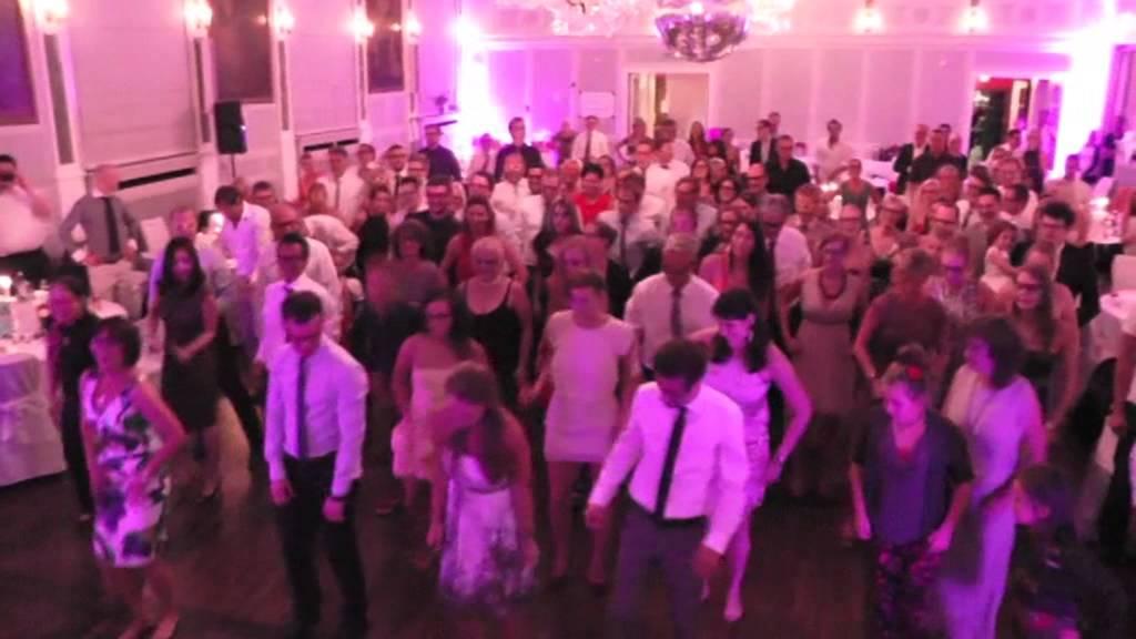 Flashmob Hochzeit Annelie und Frank YouTube