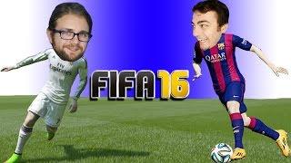 Berbat Şeker Cezalı FIFA 16