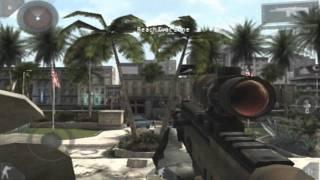 Modern Combat 3: Fallen Nation Gameplay Walkthrough - Mission 1: Operation Blockbuster