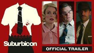 Watch Suburbicon (2017) - Official Trailer - Paramount Pictures Video
