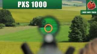 EasyHit PXS 1000 č verze Zbraně BOIS