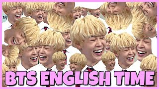 BTS English Time [Try Not To Laugh Challenge]