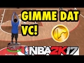 HOW TO GET UNLIMITED FREE VC FROM KIDS AT STAGE 😱 - NBA 2K17