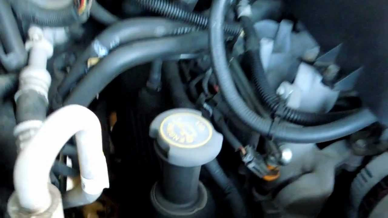 1997 Jeep Grand Cherokee Exhaust System Diagram 1997 Ford Expedition 5 4l Pcv Valve Location Youtube