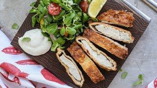 Recept za NAJSOČNIJE pohovano meso