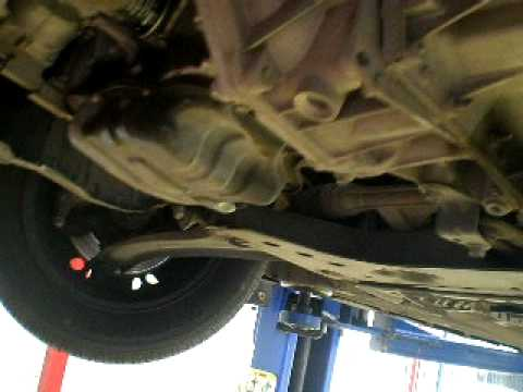 2008 Honda Civic Fuel Filter Nissan Tiida Youtube