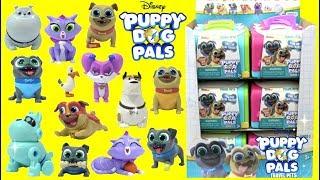 Disney Jr PUPPY DOG PALS Travel Pets Blind Bag Capsules Series 2