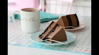 SNICKERS CAKE, HOW TO DO